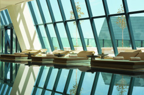 ESPA at Fairmont Baku, Flame Towers