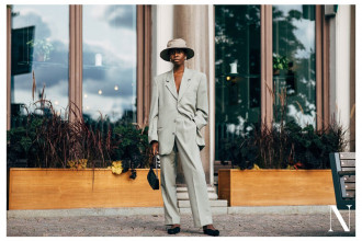 The Best Street Style from Stockholm Fashion Week Fall 2018