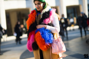 STREETSTYLE: NYC FASHION WEEK
