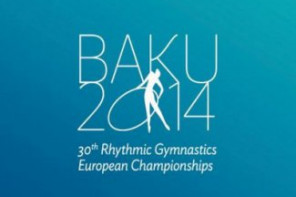 30th rythmic Gymnastics European Championships Baku 2014