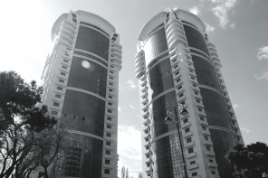 Grand Park Plaza / Baku Tower