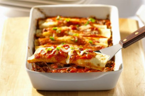 WHAT'S COOKING: ENCHILADAS