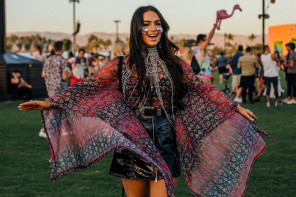 COACHELLA: BEST LOOKS