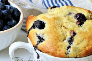 WHAT'S COOKING: MUFFINS WITH BOG WHORTLEBERRY