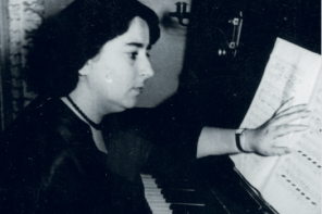 HER STORY:  FIRST FEMALE OPERA COMPOSER IN THE EAST