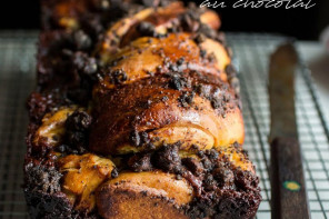 WHAT'S COOKING: CHOCOLATE BABKA