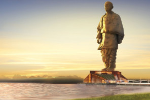 The tallest statue in the world will be in India