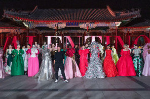 Valentino Haute Couture Collection for Beijing