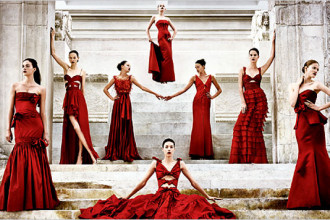 Valentino – Lady in RED