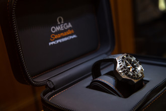 OMEGA в бутике Royal Collection