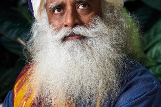 Coming soon: Sadhguru