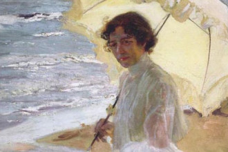 Joaquín Sorolla. London exhibition