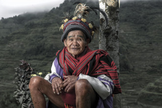 Ifugao. Inhabitants of the Earth