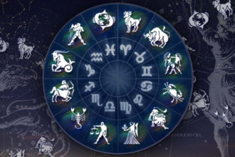 Circle of symbols and legends
