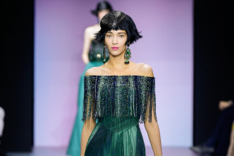 Armani Prive Spring Couture 2020